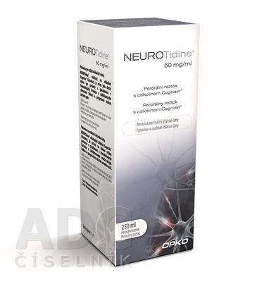 NEUROTidine 50 mg/ml