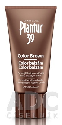 Plantur 39 Color Brown balzam