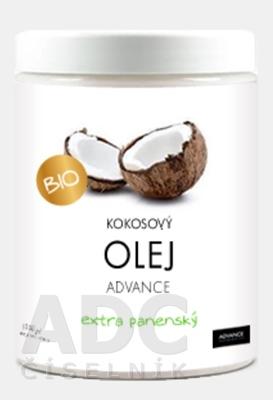 ADVANCE Kokosový olej BIO