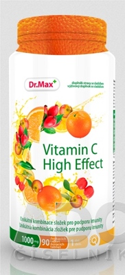 Dr.Max Vitamin C High Effect 1000 mg