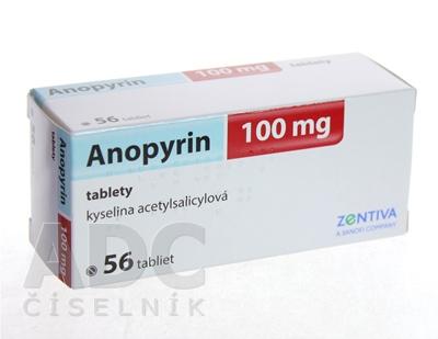 Anopyrin 100 mg
