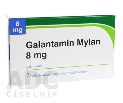Galantamin Mylan 8 mg