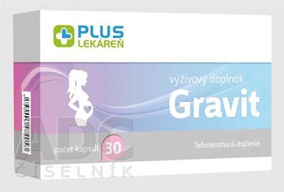 PLUS LEKÁREŇ Gravit