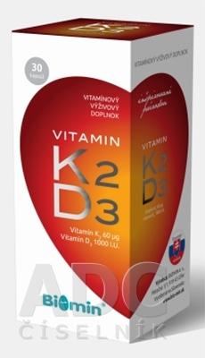 BIOMIN VITAMIN K2 + D3 PROTECT