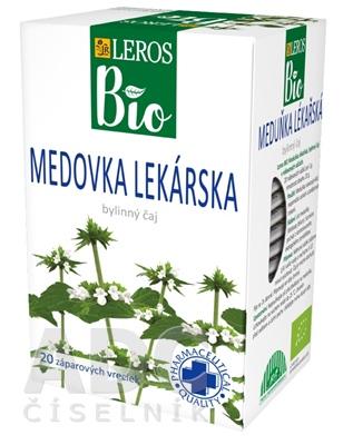 LEROS BIO Medovka lekárska