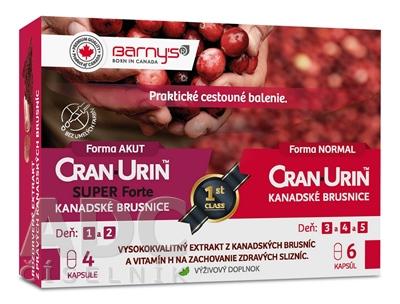 Barny's CRAN-URIN cestovné balenie