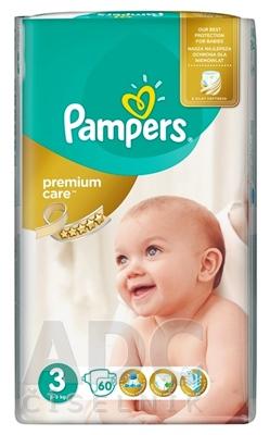 PAMPERS PREMIUM CARE 3 Midi