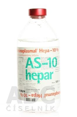 AMINOPLASMAL HEPA 10%