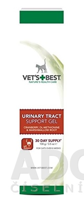 VET´S BEST URINARY TRACT SUPPORT GEL