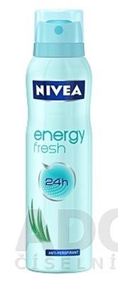 NIVEA Anti-perspirant Energy fresh