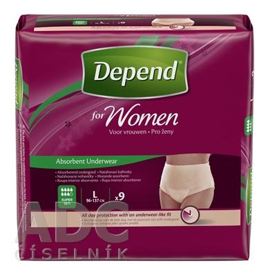 DEPEND SUPER L pre ženy