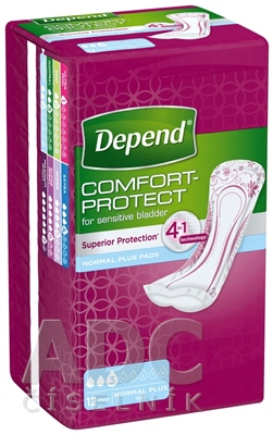 DEPEND NORMAL PLUS