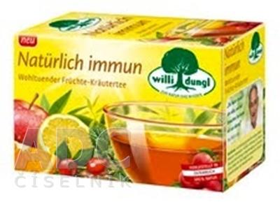Willi dungl NATURLICH IMMUN