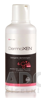 DermoXEN 4 Girls BODY