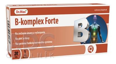Dr.Max B-komplex Forte