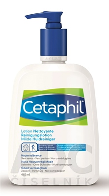 CETAPHIL čistiace mlieko