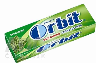 Orbit SPEARMINT dražé
