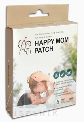 HAPPY MOM PATCH