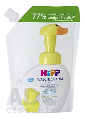 HiPP BabySANFT Pena na umývanie - Náhradná náplň