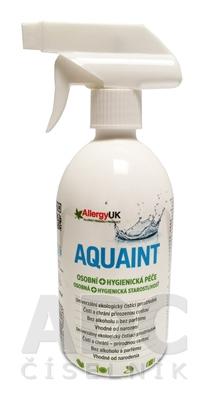 AQUAINT Osobná + Hygienická starostlivosť
