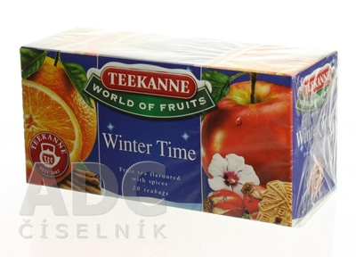 TEEKANNE WOF WINTER TIME