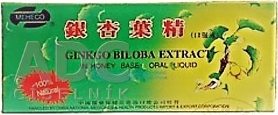 GINKGO BILOBA extrakt - Amazonas