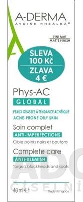 A-DERMA PHYS-AC GLOBAL (zľava)
