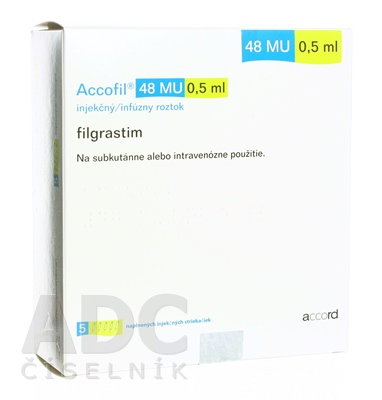 Accofil 48 MU/0,5 ml