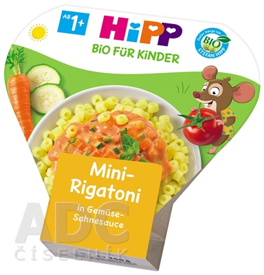 HiPP BIO Mini-Rigatoni