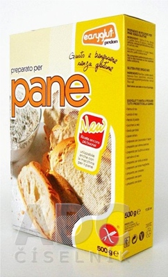 Pedon Zmes na prípravu chleba
