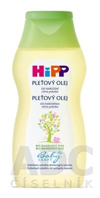 HiPP BabySANFT Pleťový olej