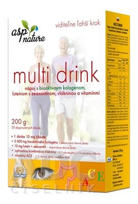 asp MULTI DRINK NÁPOJ