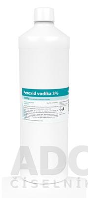 Peroxid vodíka 3 %