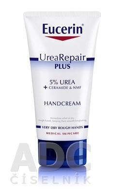 Eucerin UreaRepair PLUS Krem na ruky 5% Urea