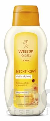 WELEDA NECHTÍKOVÝ dojčenský olej