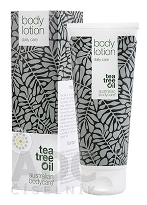 ABC Tea Tree Oil BODY LOTION - Telové mlieko
