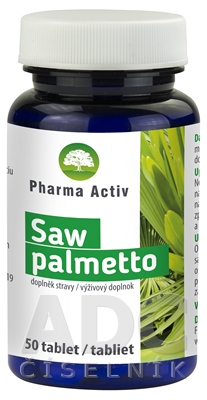 Pharma Activ Saw palmetto