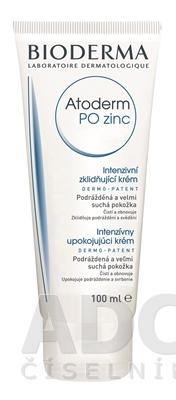 BIODERMA Atoderm PO zinc