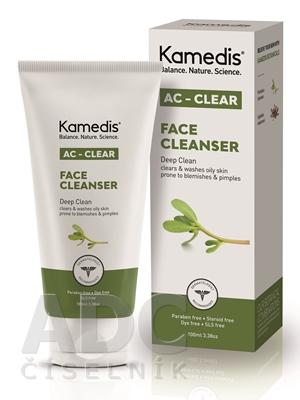 Kamedis AC-CLEAR FACE CLEANSER
