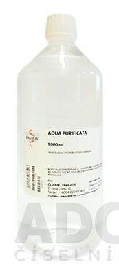 Aqua purificata - FAGRON