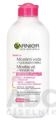 GARNIER Skin Naturals Micelárna voda + mlieko