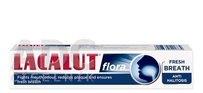 LACALUT Flora zubná pasta Fresh