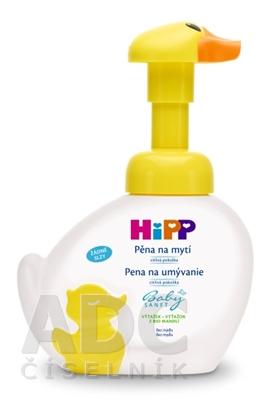 HiPP BabySANFT Pena na umývanie