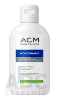 ACM NOVOPHANE šampón regulujúci tvorbu mazu
