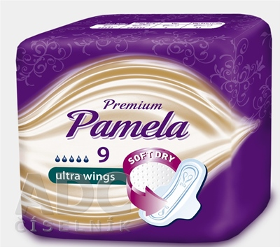 Pamela Premium Ultra Wings