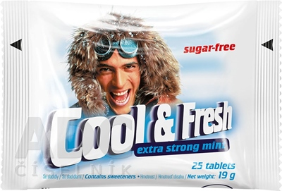 Cool & Fresh extra strong mint