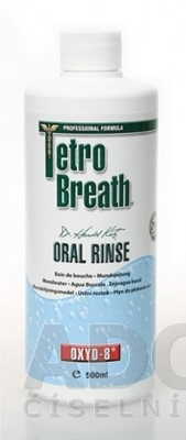 Ústna voda TetroBreath