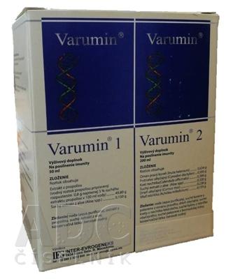 Varumin 1 a Varumin 2