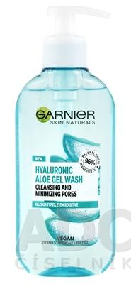 GARNIER Hyaluronic ALOE GEL WASH