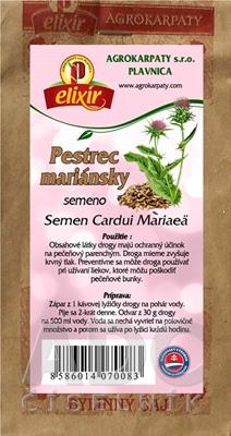 AGROKARPATY PESTRÉC MARIÁNSKY semeno